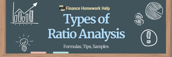 types of ratio analysis