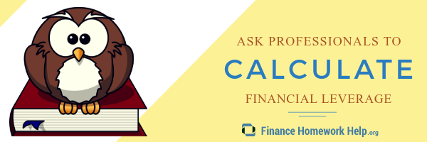 how to calculate financial leverage services