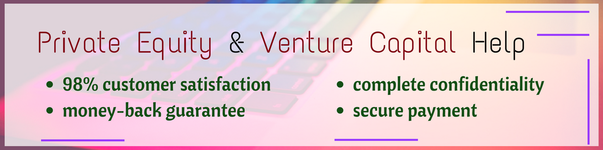 guarantees of private equity venture capital help